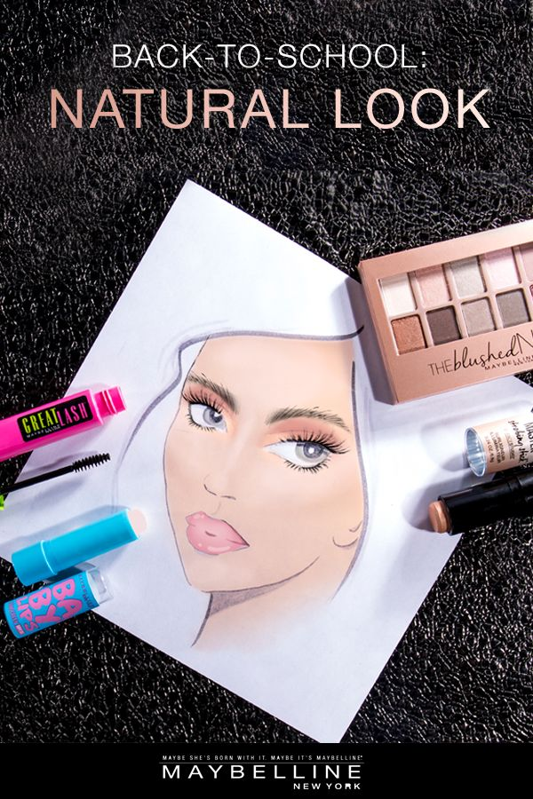 Let your true glow take center stage this school year. Get