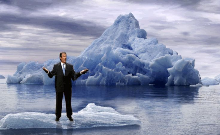 Oops: That Day Al Gore Predicted Melted Polar Ice Caps – Conservative Alerts