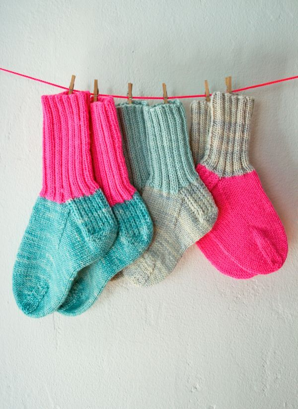 Knitting Pattern Socks Toddler : Whits Knits: Toddler Socks - Knitting Crochet Sewing Crafts Patterns and Idea...