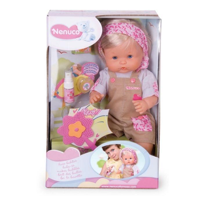 On est fans des poupées Nenuco et des Pinypons ! [ Concours]
