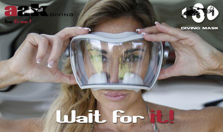 http://sklep-nurkowy.pl/maski-c-401.html niesamowita maska nurkowa AAK Diving 180º. Meksykański design zaskoczył wszystkich nurków! Maska pozwala na uzyskanie maksymalnego pola widzenia za pomocą dużej, szerokiej panoramicznej szyby. W Polsce do kupienia w 2017 roku?