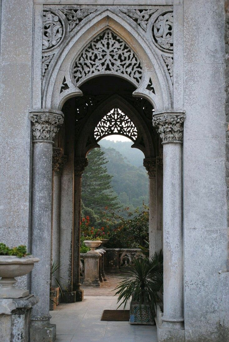 "mad-moiselle-bulle: "" Sintra, Portugal. "" Sintra is one of the most enchanting places I've ever visited."