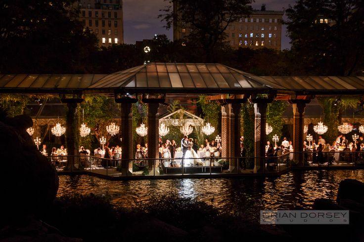 Central Park Zoo Wedding Reception Ny Zoos And Aquarium