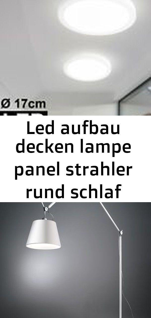 Luxus LED Decken Lampe beweglich Schlaf Zimmer Beleuchtung Chrom Kugel Leuchte