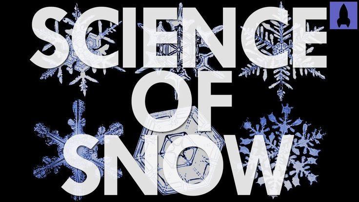 The Science of Snowflakes   It's Okay to be Smart   PBS Digital Studios ...
