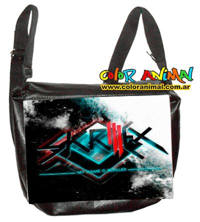 Morral Skrillex - My Name is Skrillex - Color Animal
