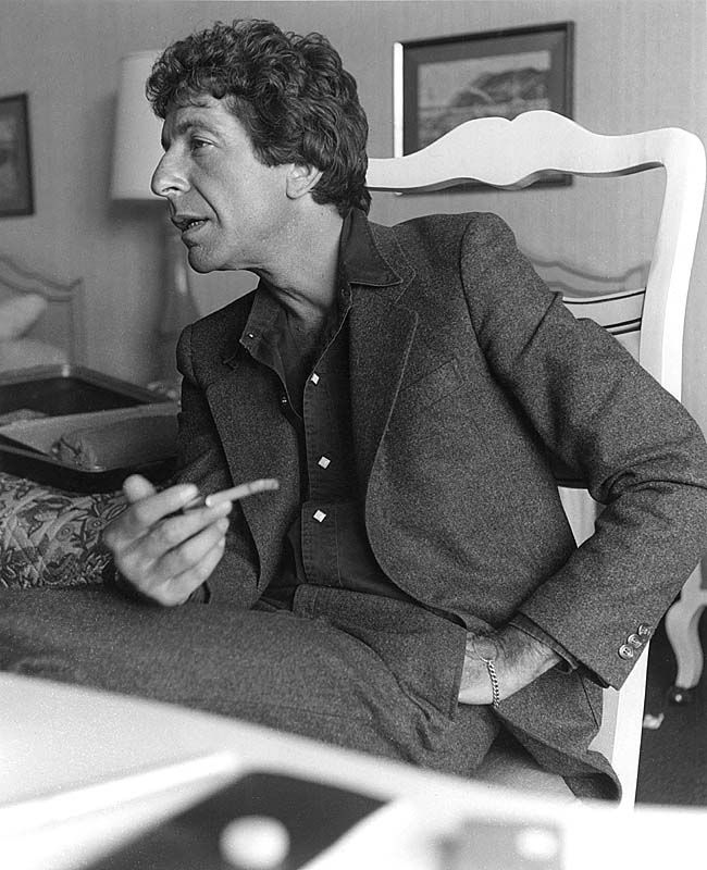 LeonardMusic Icons, Musicians Decor, Favorite Things, Dear Leonard, Cohen Fabulous, Earth National, Music Maker, Leonard Cohen, People