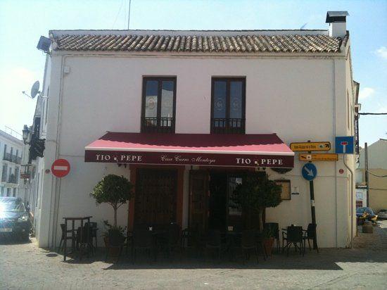 Casa Curro Montoya - CARMONA - SEVILLA . recomendado por Carlos Herrera