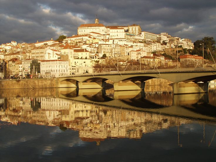 Coimbra.  old world Portugal. a Roman city, with Moorish touches & treasures from around the world, imported when Portugal was one of the richests nations.