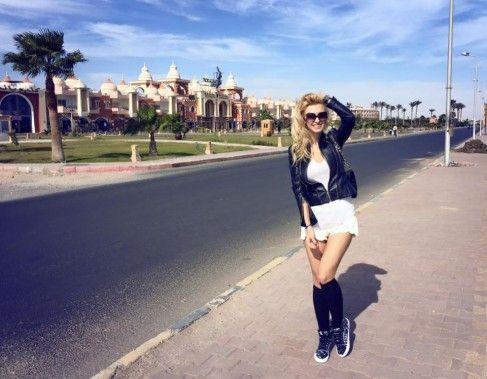 """Andreea Bălan, mai fericită ca niciodată: """"Este cea mai lungă vacanță din viața mea!"""""""