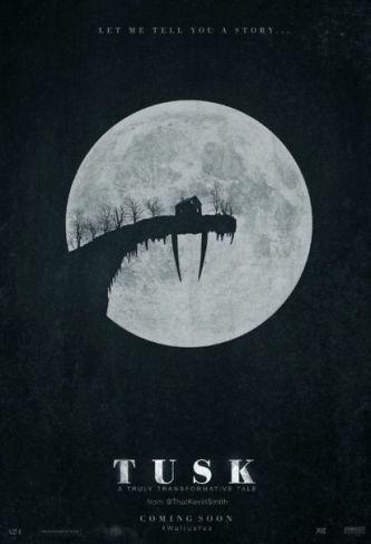 Cartel de Tusk. Kevin Smith film
