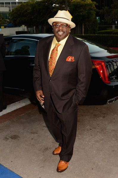 Cedric the Entertainer - Representing for the big sexy! Ced wears his suits well and he makes us laugh.