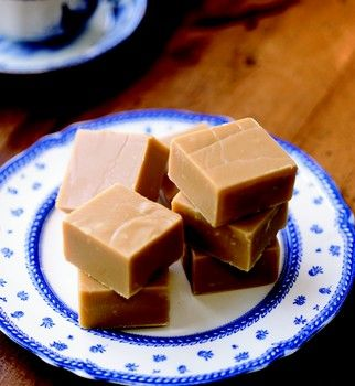 Pop some of Jo Seagar's Fabulous Fudge in a cute little paper bag and twist the top – like a fifty cent mixture!