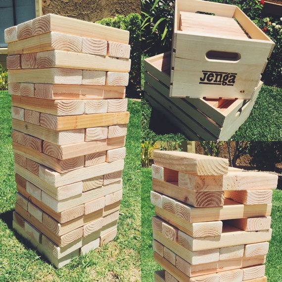 Hey, I found this really awesome Etsy listing at https://www.etsy.com/listing/237673726/jumbo-jenga