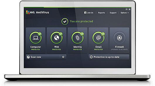 AVG | AVG AntiVirus 2015 Bloqueia Vírus, Spyware e Malware Previne contra espionagem e roubo de dados Bloqueia Scams de Phishing