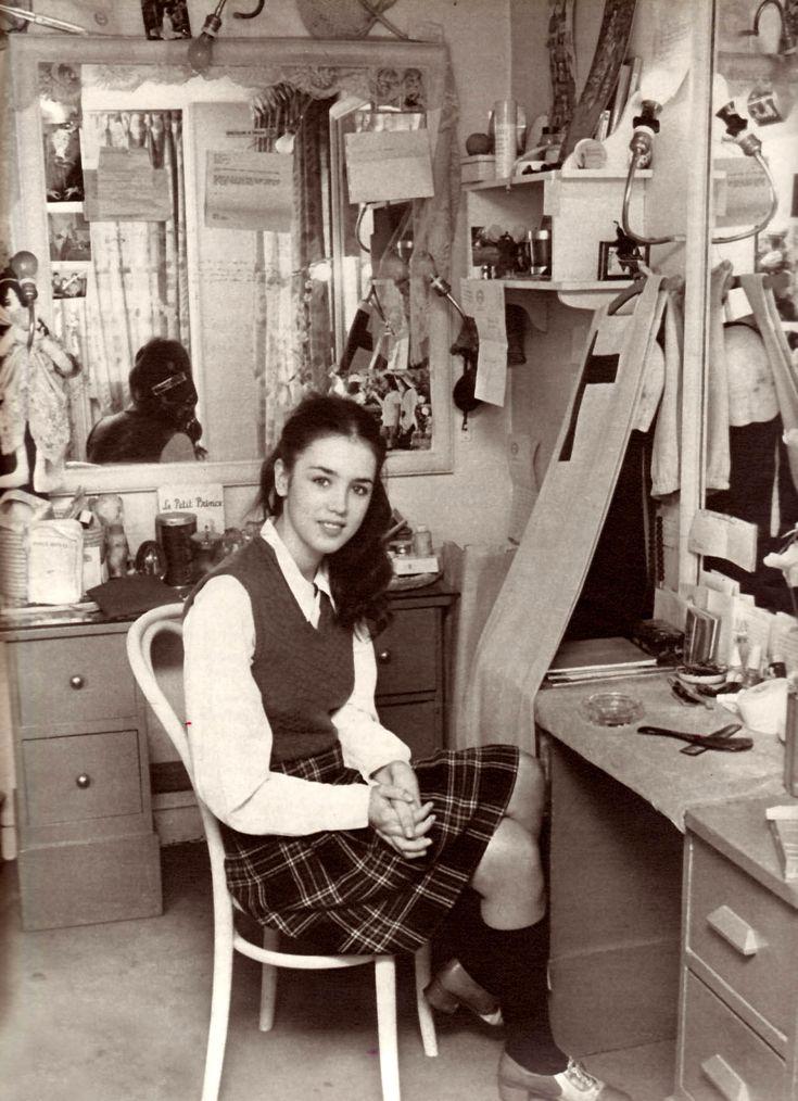 Isabelle Adjani 1973