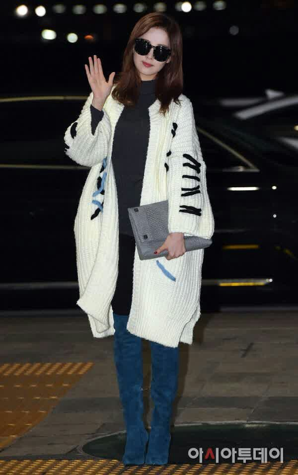 Seohyun | Snsd airport fashion, Snsd fashion, Fashion