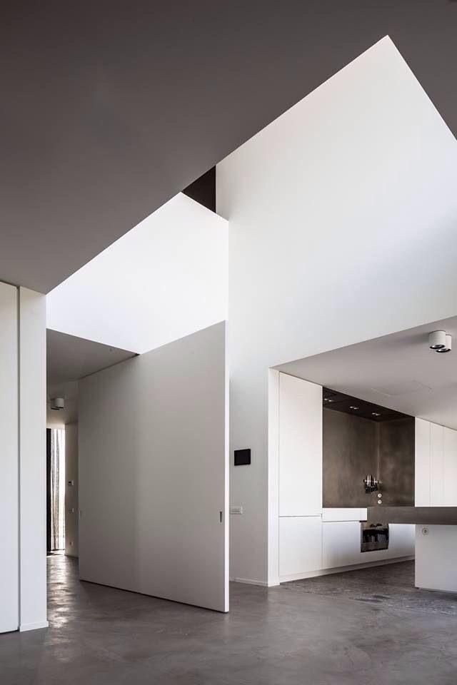Govaert-Vanhoutte Architecture | Pastellone floor by Odilon Creations