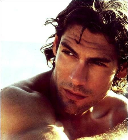 The handsome men of greece | John Spaliaras- a greek model and actor