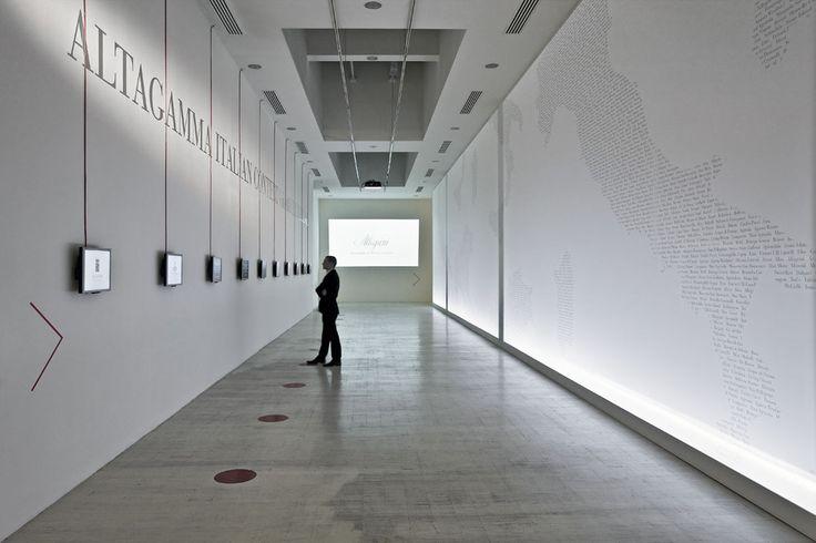 Altagamma - Italian Contemporary Excellence Exhibition MIGLIORE+SERVETTO ARCHITECTS