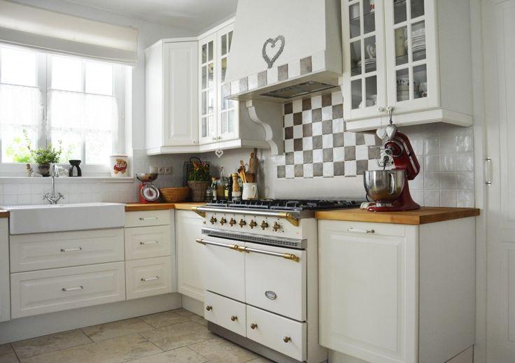 Provensálsky dom » Útulný vidiecky štýl » Realizácia kuchyne