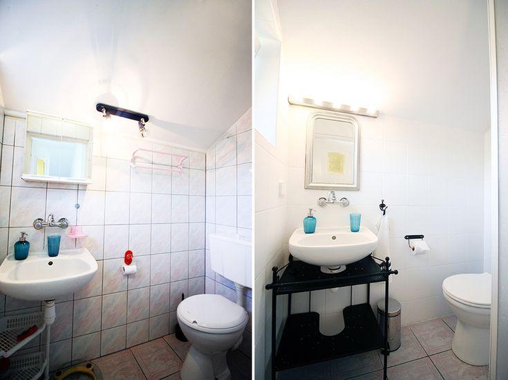 Znalezione obrazy dla zapytania jak uzupełnić glazurę w łazience po remoncie