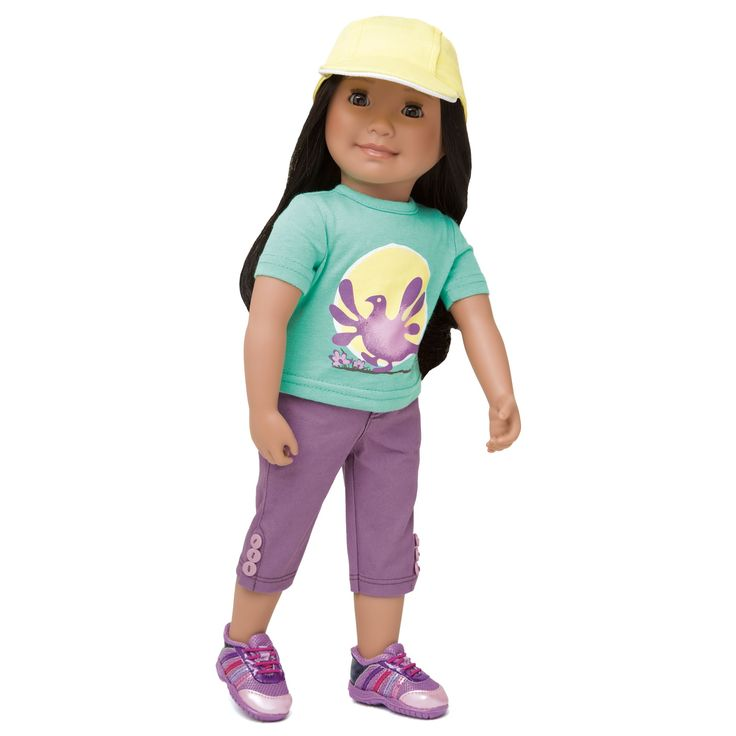 Ptarmigan Rocks! KS8   Saila   Casual Outfits   Outfits and Accessories   Maplelea   Maplelea Girls