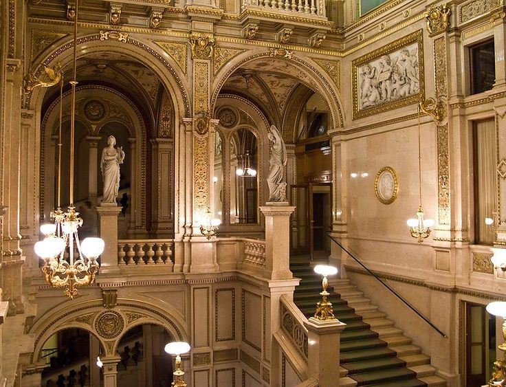 The Interior of the Vienna State Opera House | Global Goose - Digital ...783 x 599 | 132.8KB | global-goose.com