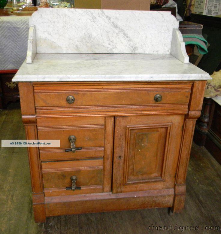 Antique Washstand Favorite Antique 1 Pinterest Wash