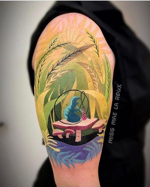 ⭐️ #instagram pick of the day Artist: Mary-Leigh Artist's IG: @missmaryleigh .  #tattoos #ink #art #fineart  #artist #inspiration #tatuagem #tatuaje #tatuaggio #tatowierung #黥 #tatouage #入れ墨 #love #nikon #canon #instagood #justgoshoot #explorerocreate #visualoflife #artists #picoftheday