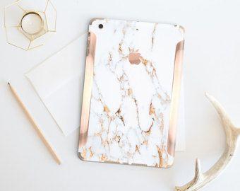 Platinum Edition Makrana blanc marbre avec Rose or par Cliqueshops