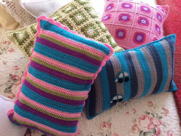 Tutitos para bebés a crochet