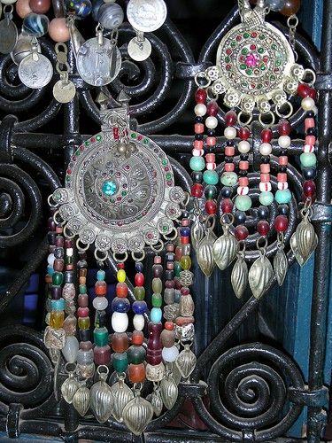 Bohemian Pages: Boho Jewelry