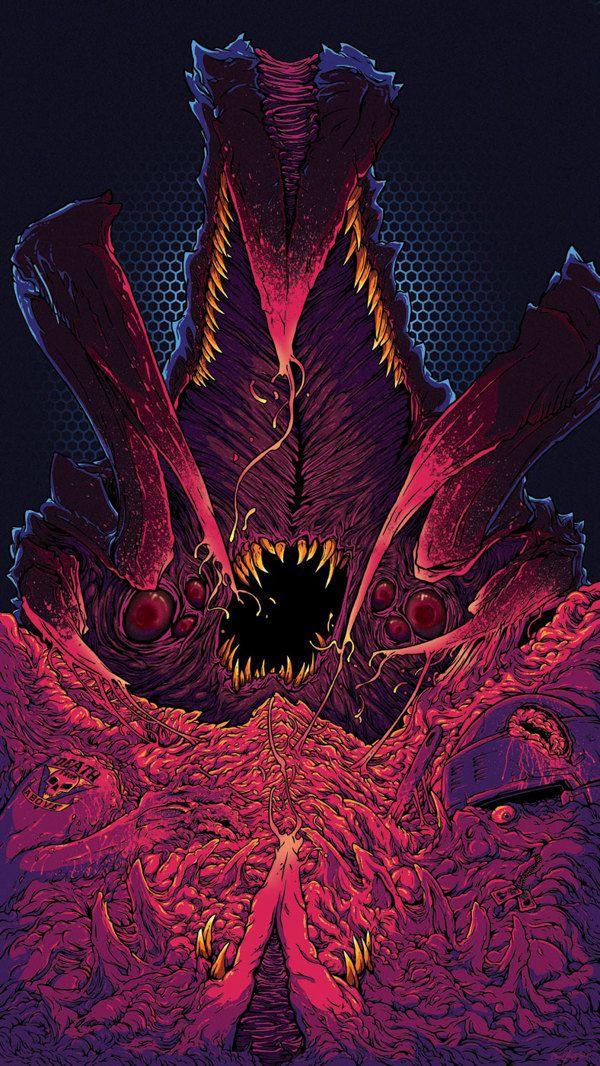 Cosmic #Monsters by Brock Hofer