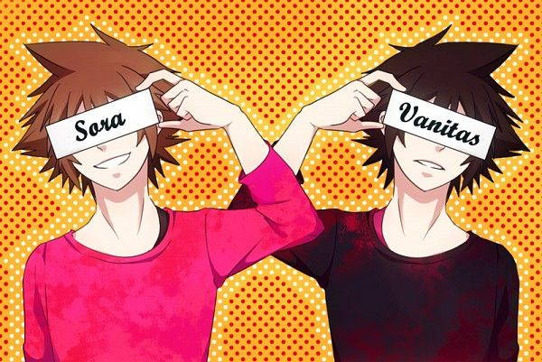Tags: Anime, Kingdom Hearts, Sora, Kingdom Hearts: Birth by Sleep, Vanitas