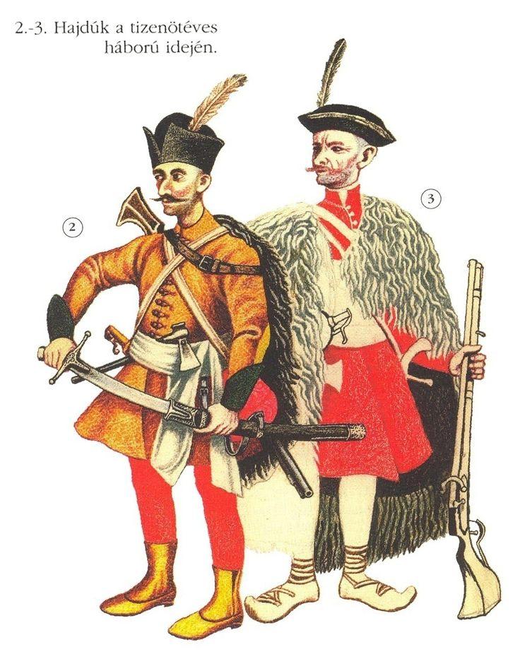 Hajduks, Long Turkish War (1593-1606)