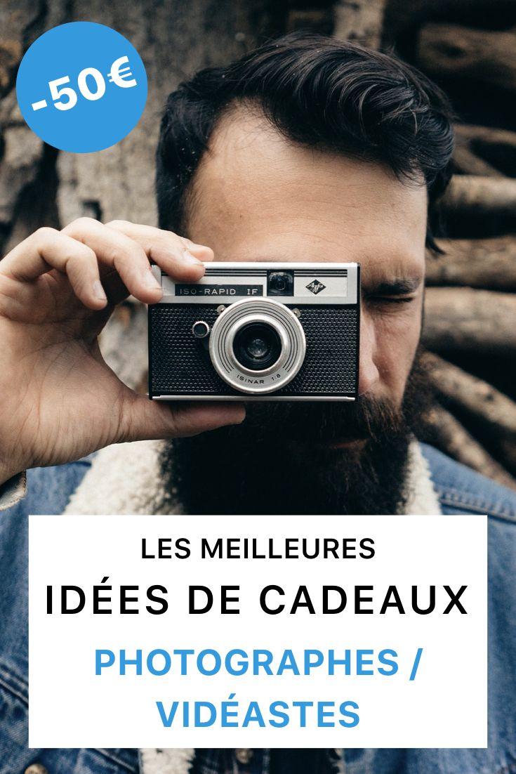 25 Idées de Cadeaux pour Photographes et Vidéastes (  de 50