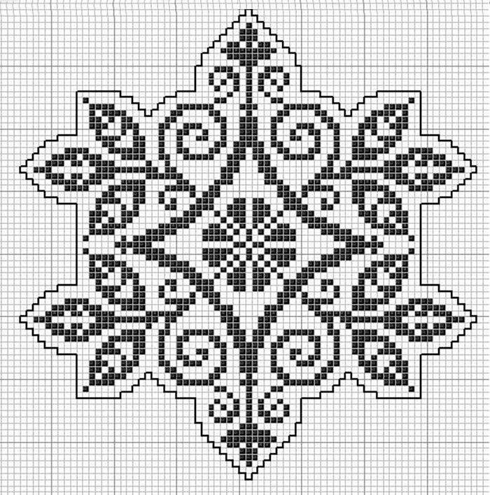 Подарков много не бывает: 26 простых новогодних схем для вышивки - Ярмарка Мастеров - ручная работа, handmade