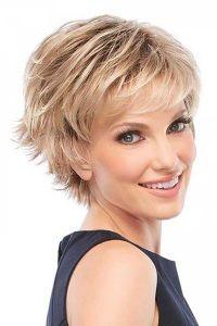 женские стрижки фото на короткие тонкие волосы