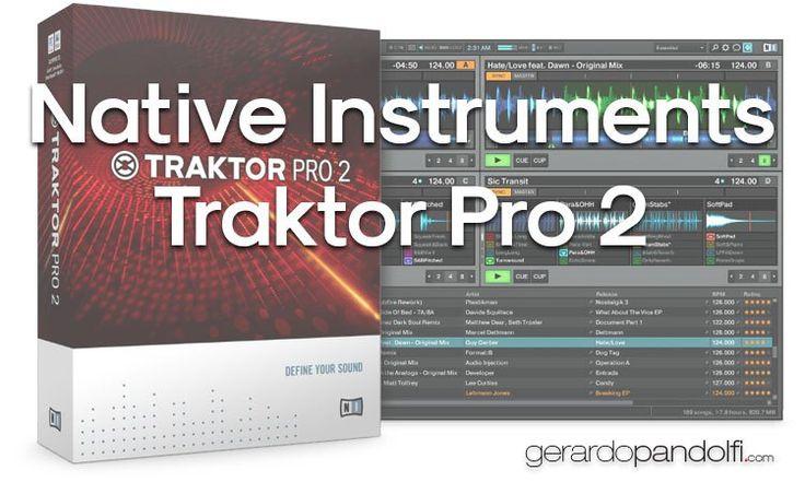 Native Instruments Traktor Pro 2 rappresenta lo strumento necessario per ogni DJ e si configura come un prodotto di eccellente qualità.
