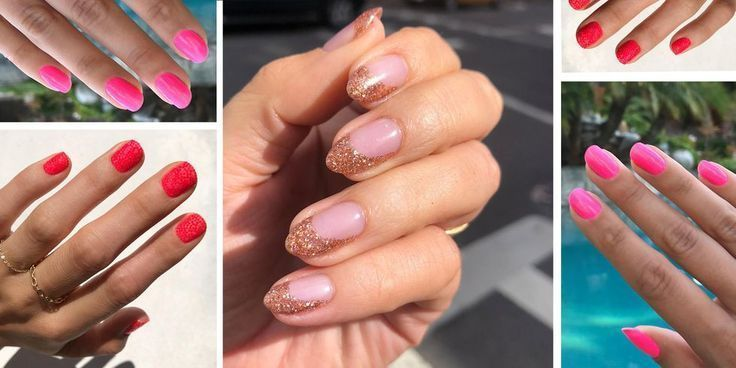 15 Pink Nail Art Ideas that are far from easy – #alles #als #others …  – Nagel…