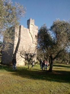 Lecce al Parco Rauccio alla scoperta dei Massari