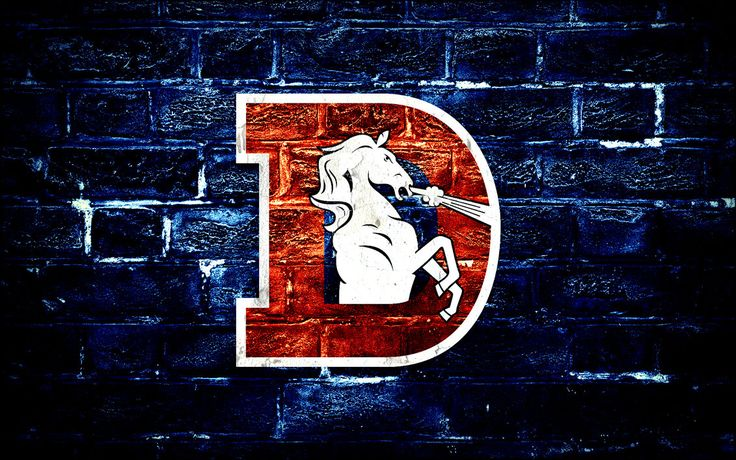 Denver Broncos D Logo Wallpaper by DenverSportsWalls on deviantART
