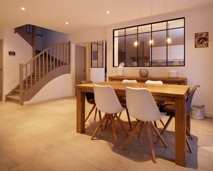 R novation maison individuelle breuillet architecte for Architecte de maison individuelle