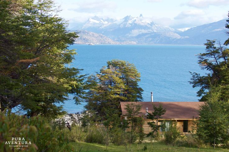Beautiful family lodge along Chile's Southern Highway #CarreteraAustral