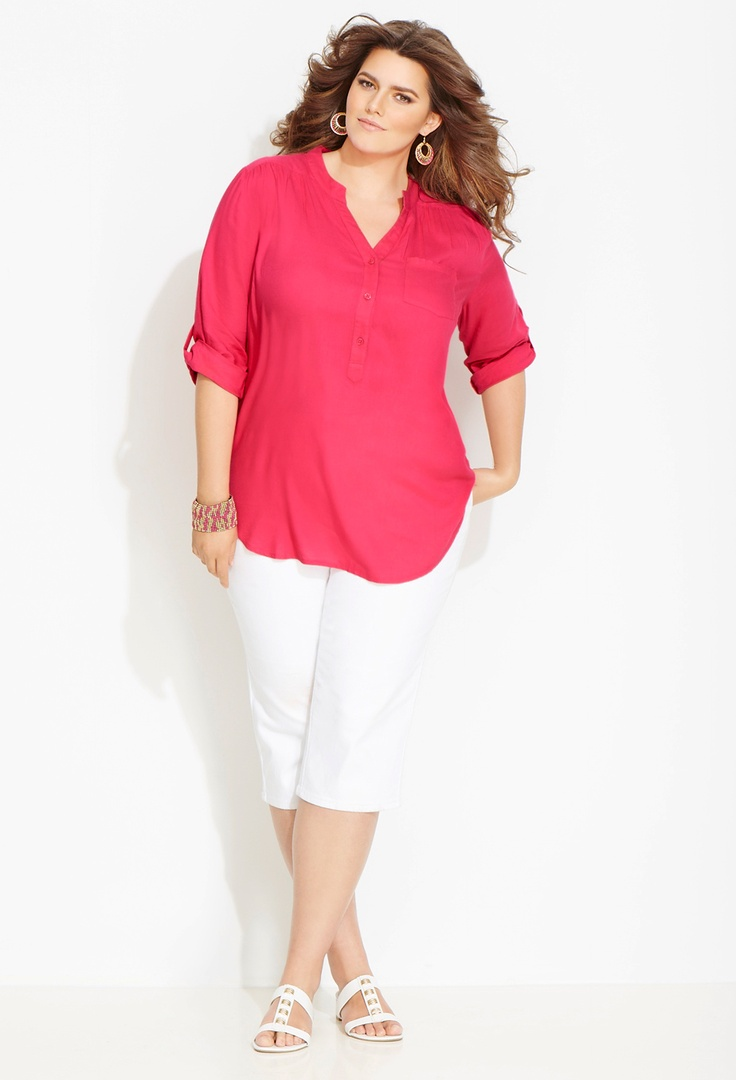 Just Add Color | Plus Size Hot New Looks | Avenue