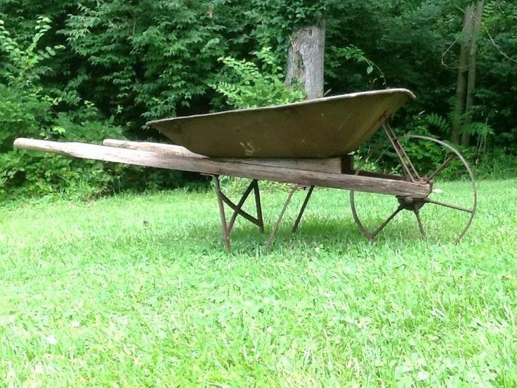 Antique Wheelbarrow for Sale | Vintage Wheelbarrow