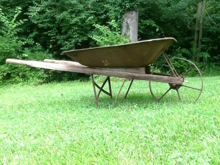 Antique Wheelbarrow for Sale | Vintage Wheelbarrow
