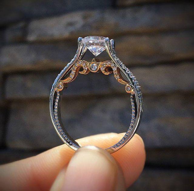 Verragio engagement rings Verragio Engagement Rings Pinterest
