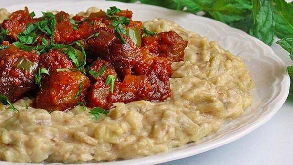 Χουνκιάρ Μπεγιεντί: μικρασιάτικη συνταγή για ένα εορταστικό φαγητό σκέτη γλύκα!!